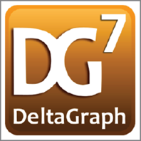 DeltaGraph Software Icon