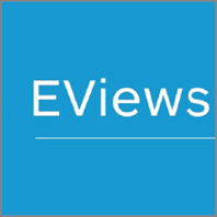 EViews Software Icon