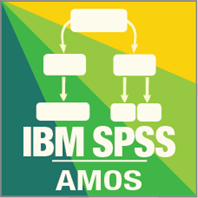 SPSS Amos by IBM Software Icon