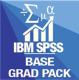 SPSS Base Grad Pack Icon