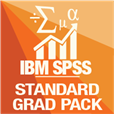 SPSS Standard Grad Pack Icon