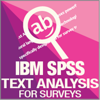 SPSS Text Analysis Software Icon