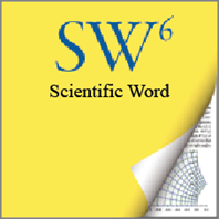 Scientific Word Software Icon