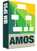 SPSS Amos Software Box