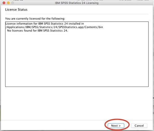 IBM SPSS for Student Use FAQs | Help Pages | Hearne Software
