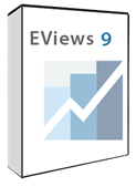 EViews Software Box