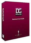 DeltaGraph Software Box