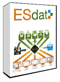ESdat Software Box