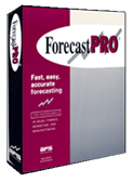 Forecast Pro Software Box