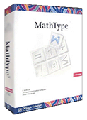 MathType Software Box