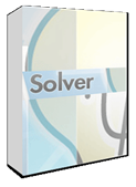 Solver Software Box