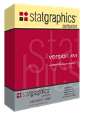 STATGRAPHICS Centurion Software Box