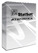 Statistica Software Box