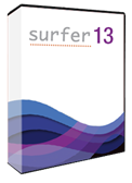 Surfer Software Box