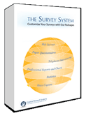 Survey System Software Box