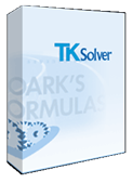 TK Solver Software Box